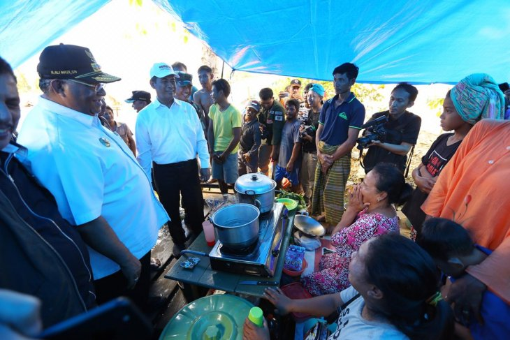 Government prioritizes farm recovery in flood-affected North Konawe