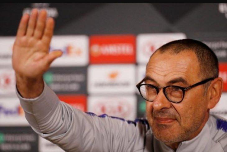 Sah !! Juventus tunjuk Sarri jadi pelatih dengan ikatan kontrak tiga tahun