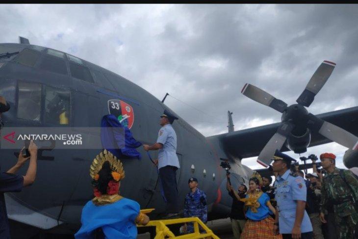 KSAU resmikan base Skadron Udara 33 Lanud Hasanuddin