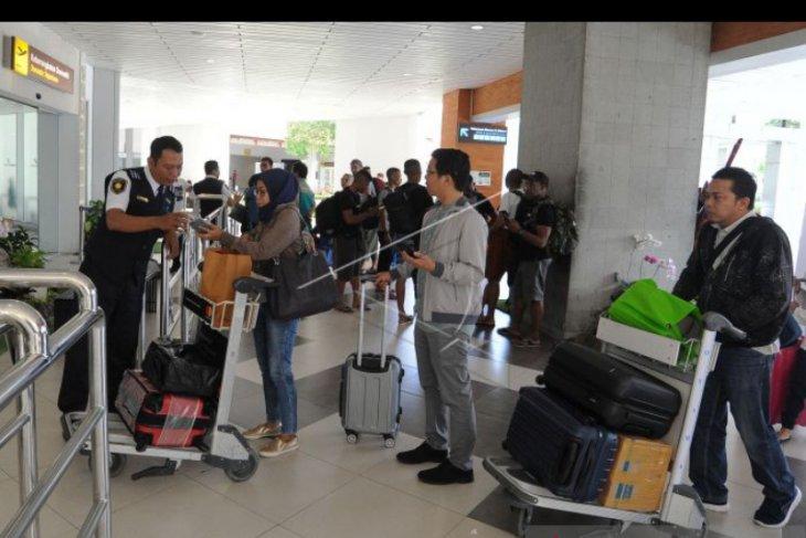 Lebaran 2019, penumpang Bandara Ngurah Rai turun 6 persen