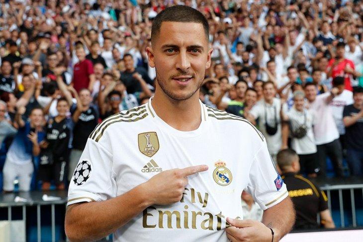 Hazard anggap dirinya belum menjadi seorang