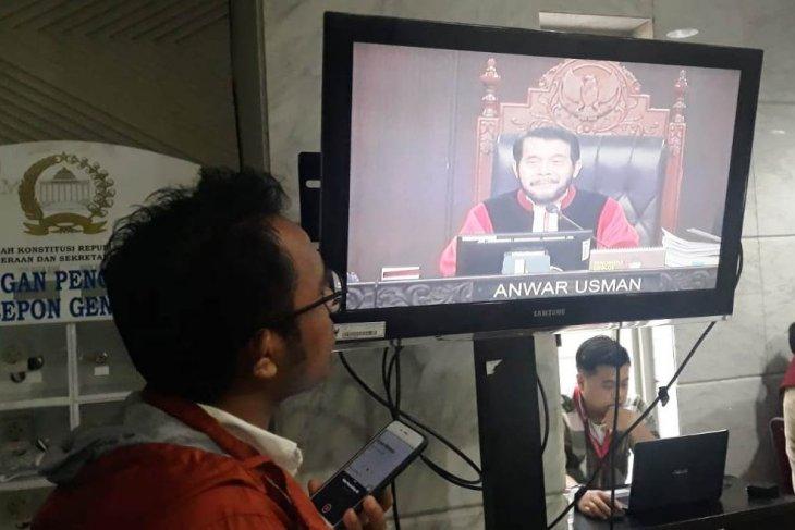 Terima perbaikan gugatan Prabowo,  MK lanjutkan sidang pekan depan