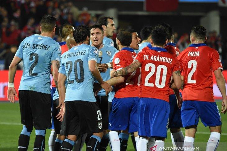 Profil Grup C Copa America 2019, mimpi juara tri-runtun Chile dan trofi ke-16 Uruguay