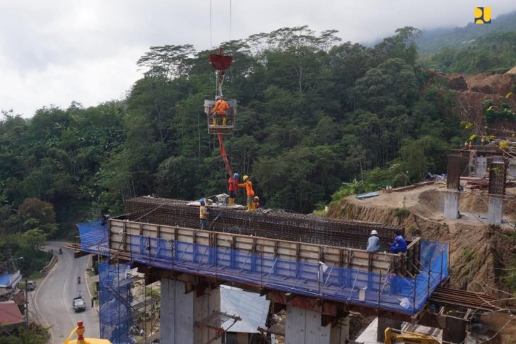 Kementerian PUPR bangun jalan pintas Mengwitani-Singaraja