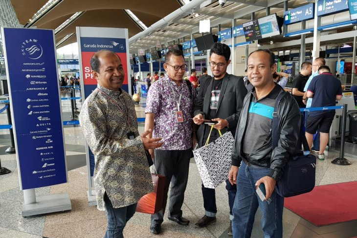 Garuda Indonesia elected chief of AAPA Security Committee Meeting