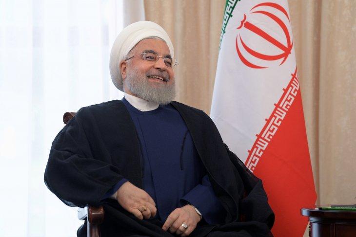 Presiden iran tegaskan tidak akan perang melawan negara manapun