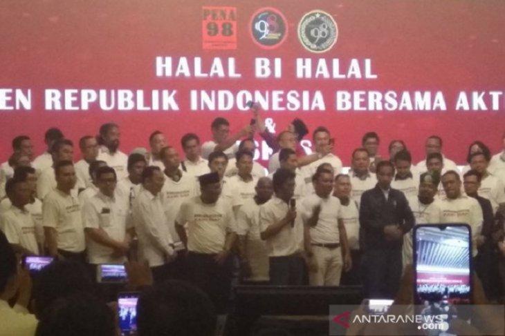 Jokowi singgung nama Adian Napitupulu saat bicara menteri