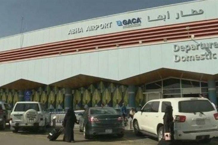 Kelompok al-Houthi Yaman gempur Bandara Abha Arab Saudi