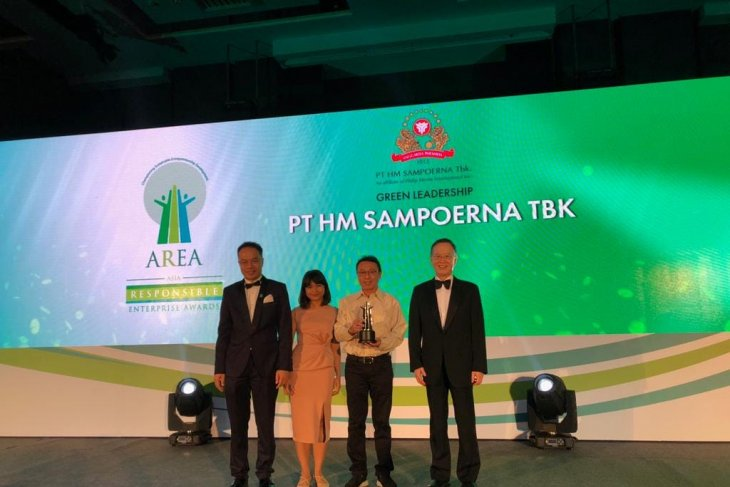 Indonesian firm wins award for reducing carbon footprint