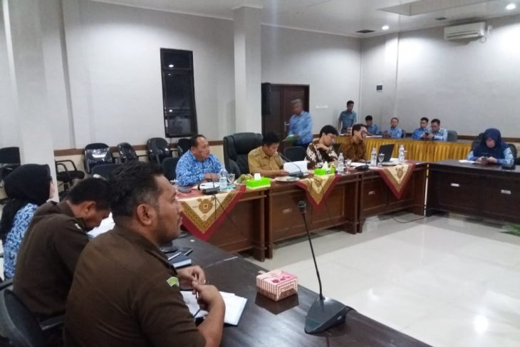 KPK dan Pemkab Bangka Tengah komitmen cegah praktik korupsi