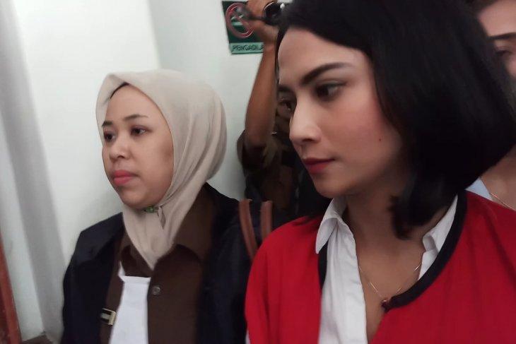 JPU tuntut Vanessa Angel 6 bulan penjara, dugaan prostitusi