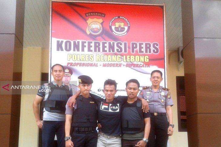 Polsek Padang Ulak Tanding tangkap warga Lubuklinggau pelaku pembunuhan