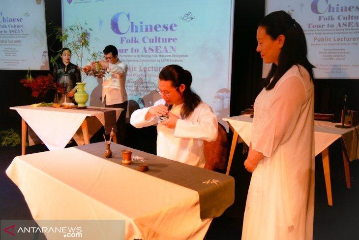 Universitas China promosikan budaya warga di Jakarta