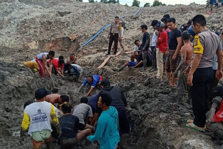 Three miners found dead in Bangka Belitung Province