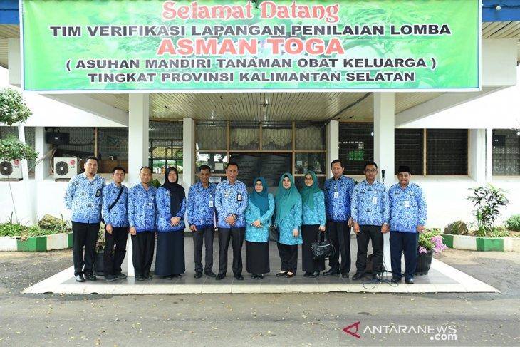Lomba Asman Toga sejalan dengan Program Hijau Desaku