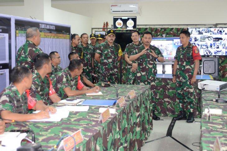Kasal tinjau gladi posko latihan Armada Jaya 2019