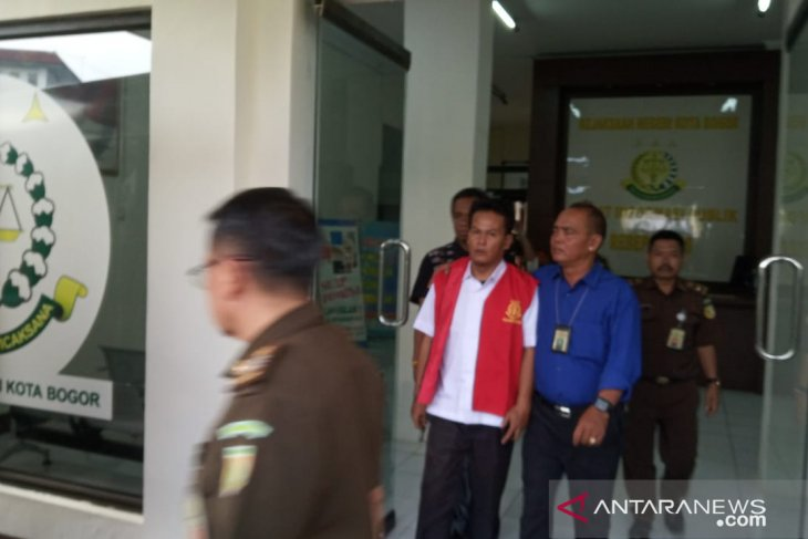 Mantan Bendahara KPU Kota Bogor ditetapkan jadi tersangka kasus korupsi