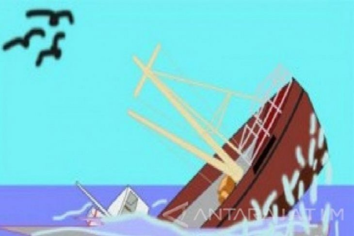 Kapal Brunai hilang di perairan Malaysia--Filipina, empat kru WNI