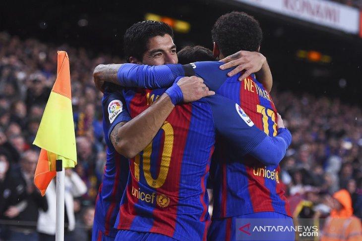 Messi pilih Neymar direkrut kembali ketimbang datangkan Griezmann