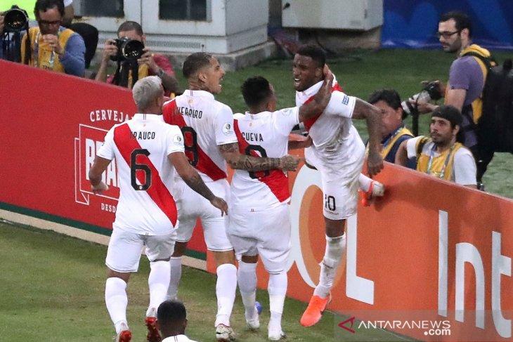 Peru bangkit dari ketertinggalan, atasi Bolivia 3-1