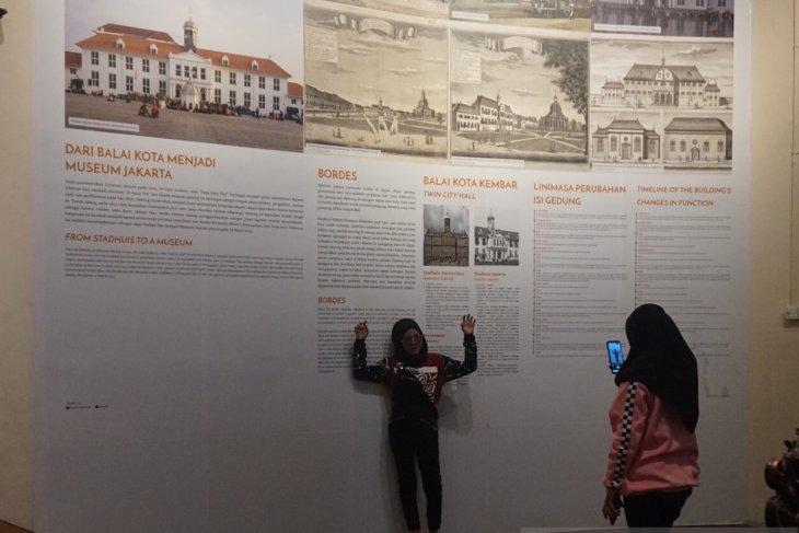 Museum Sejarah Jakarta  menjadi tujuan wisata swafoto