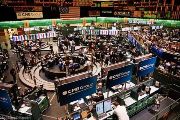 Harga emas naik tipis, investor NYME berbondong-bondong ke aset