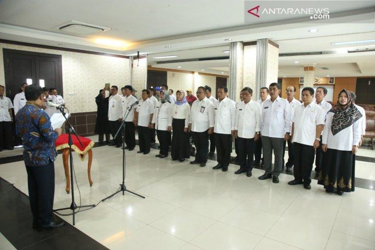 22 pejabat pimpinan tinggi pratama Kabupaten Bekasi dirotasi