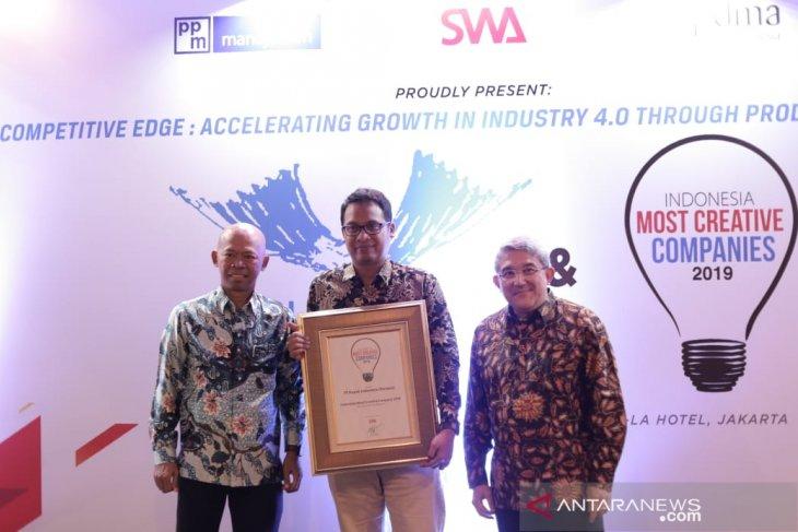 Fertilizer Indonesia named most creative company in 2019