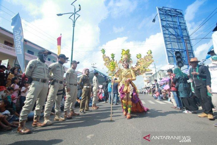 Toboali City On Fire IV fokus bangkitkan semangat pariwisata