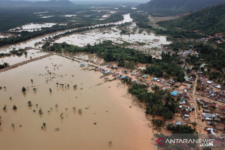 Konawe flooding's impact wide-ranging, with 22,573 affected