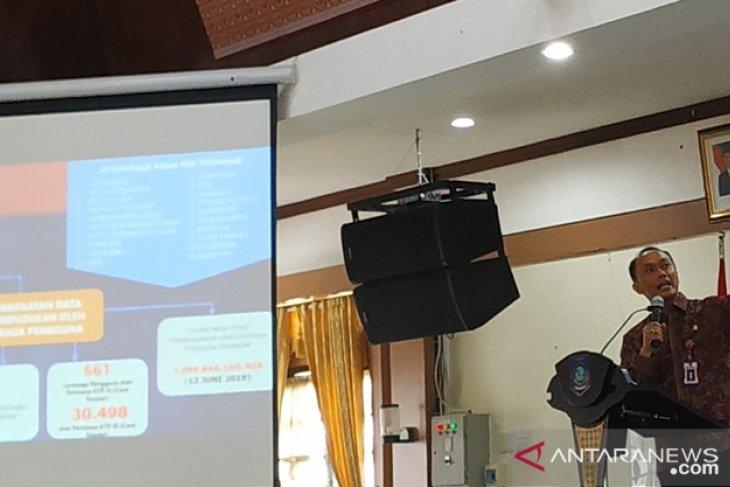 Dirjen Dukcapil: Perekaman KTP-E Bangka Belitung 103 persen