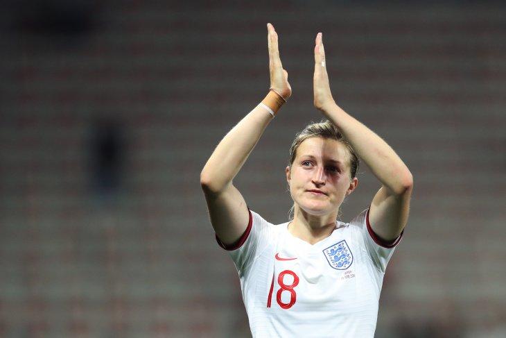 Inggris puncaki Grup D Piala Dunia Putri 2019