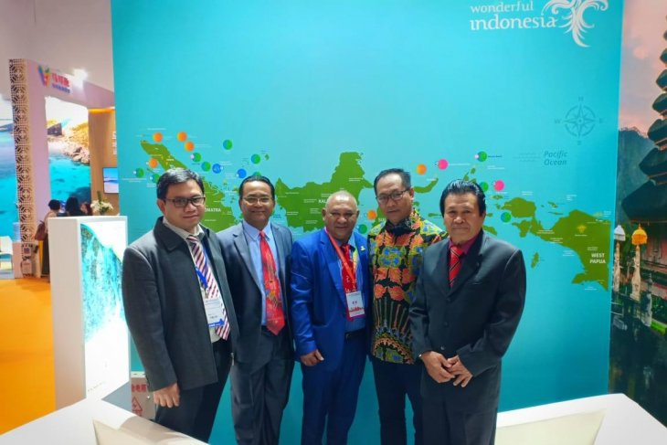 Wabup Badung Pimpin Promosi Wisata Bali Ke China Antara News Bali