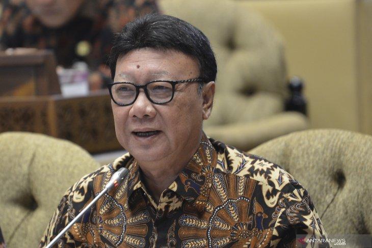 Tjaho Kumolo: Tidak ada penggelembungan data kependudukan