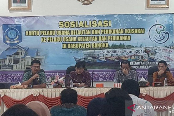2.908 nelayan Ambon terdaftar program Kusuka KKP