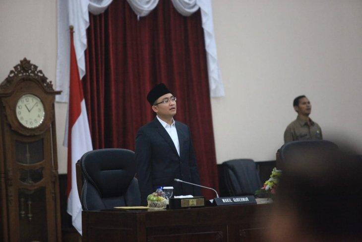 DPRD minta penjelasan Pemprov Banten terkait perubahan RPJMD 2017-2022