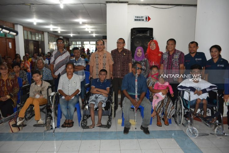 Pemkot Ambon sosialisasi pelayanan penyandang disabilitas
