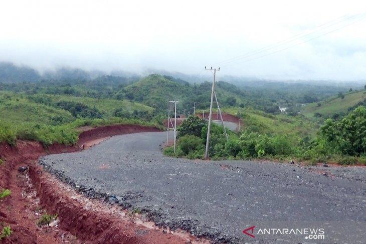 Kalsel anggarkan Rp70 miliar bangun jalan poros Banjarbaru-Tanbu