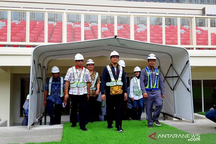 Papua Stadium ready to hold PON 2020