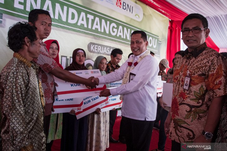 BNI supports Bulog-UNS collaboration to strengthen food security