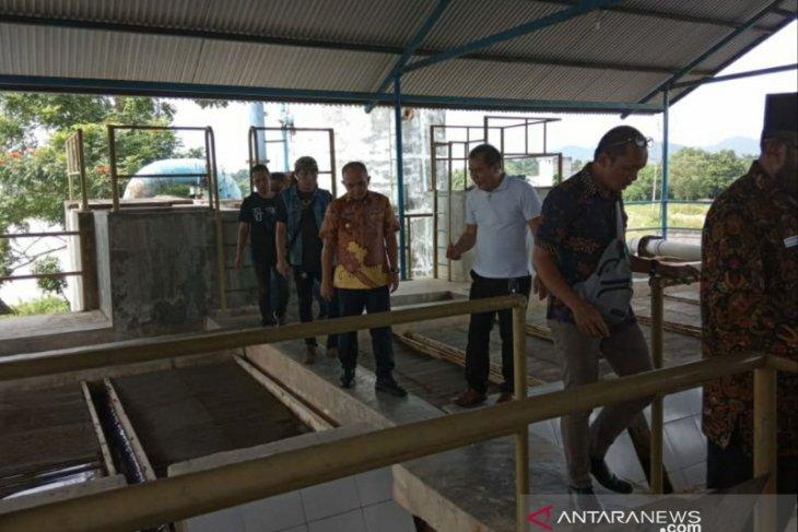 Wali Kota Pangkalpinang minta PDAM Tirta Pinang tingkatkan pelayanan