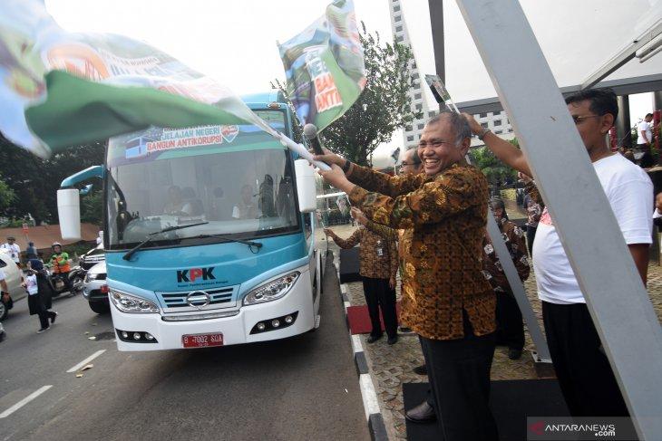 Nganjuk disinggahi rombongan KPK dalam jelajah negeri antikorupsi