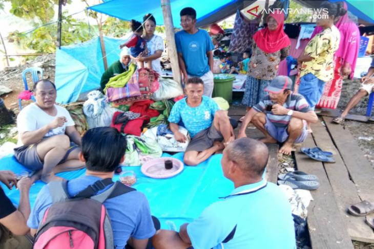 Pengungsi korban banjir Konawe Utara bertambah