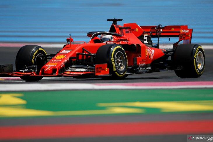 Formula 1 Prancis dibatalkan karena pandemi virus corona