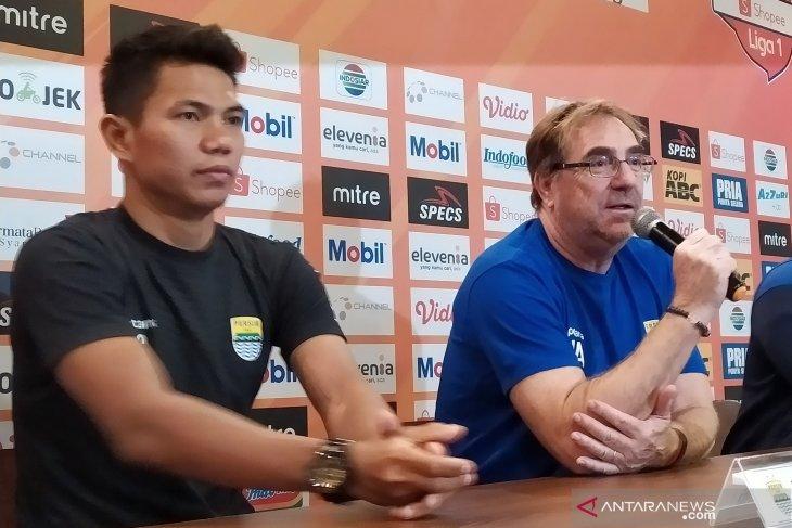 Persib berharap jadi tim pertama  kalahkan Madura United