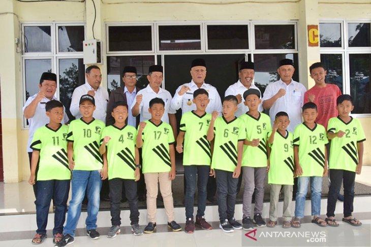 SSB Tribuana wakili Aceh Tengah di Piala Danone