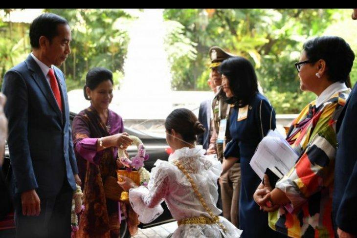 Presiden Jokowi hadiri KTT ASEAN ke-34 di Bangkok