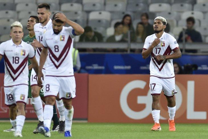 Venezuela merasa dunia menaruh respek, Copa Amerika