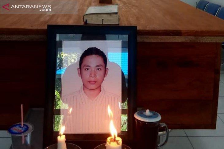 Mantri Patra wafat dalam tugas di pedalaman Wondama