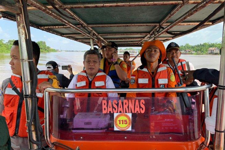 Bupati Muda pun ikut mencari Eko yang tenggelam di Mega Timur